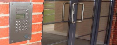 The different types of Door Entry System