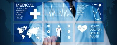 How Touchscreen Technology is changing Healthcare